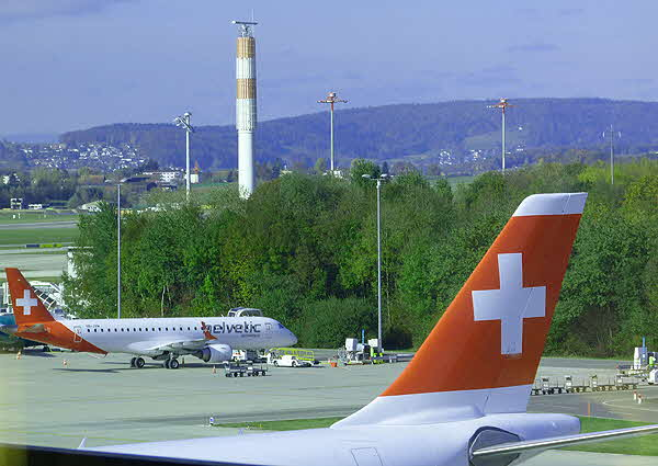 Swiss Zurich Airport