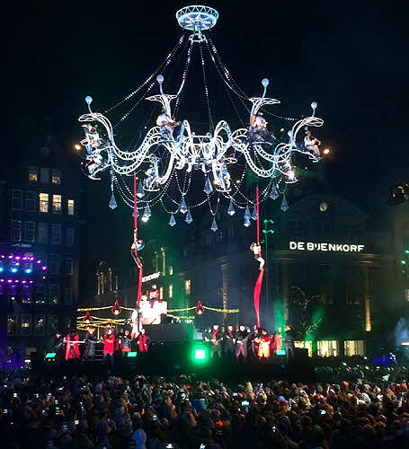 Amsterdam 2018 Turn on the Lights Festival