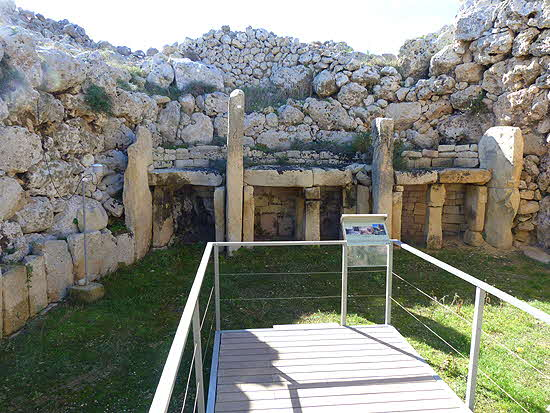 Gozo Neolithic Site