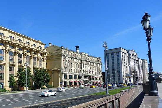 Moscow-Stalinist-era-Buildings