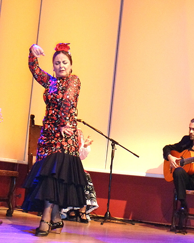 Albuquerque Flamenco Dancer