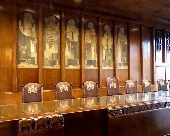 Amsterdam Legrand Council Chamber