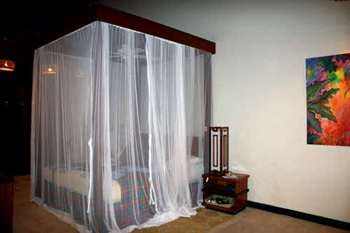 Anse Chastanet Bedroom