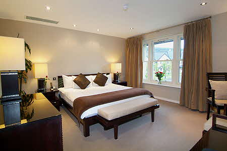 Brook Lodge Bedroom