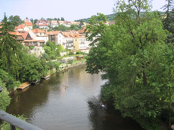 Castles and Chateaux in the Czech Republic Southern Bohemia