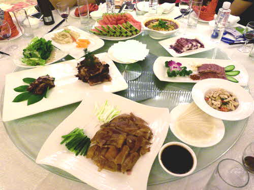 China Lunch Food Lazy Susan