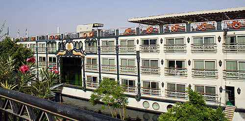 Egypt Sonesta St George river cruise ship