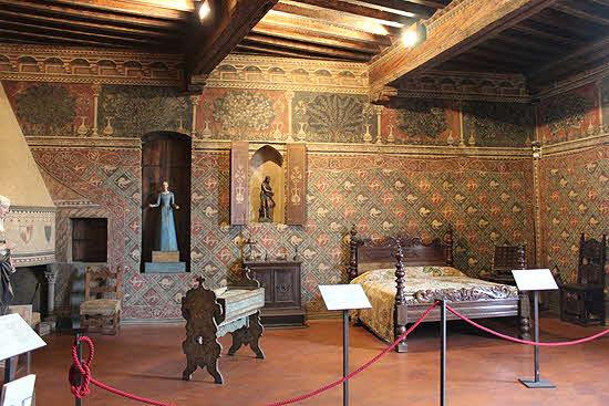 Florence Davanzati Palace.