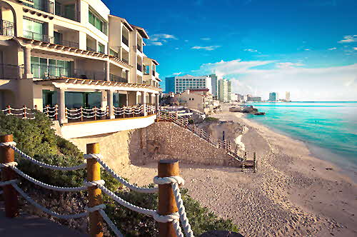 Grand Park Royal Cancun Caribe Beach