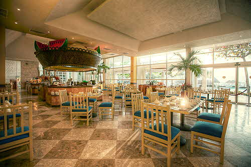 Grand Park Royal Cancun Caribe Restaurant Cocay