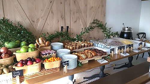 Gurneys Breakfast Buffet At Tillies