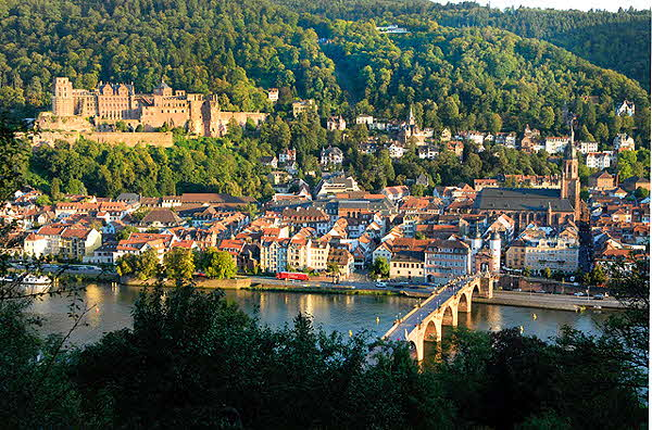 Heidelberg distant view