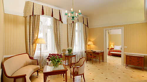 Hotel Paris Prague Klimt Suite