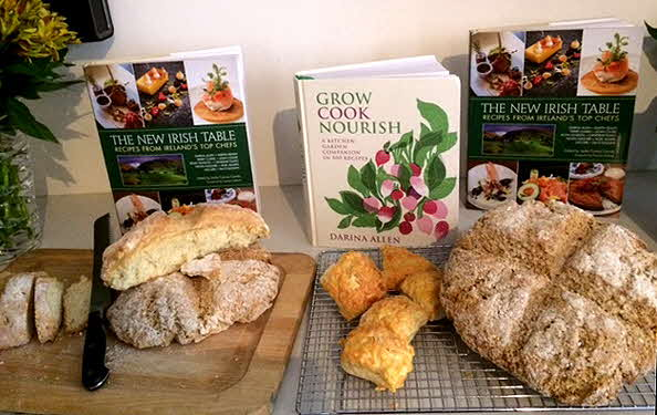 Irish Gastronomy Bread Display
