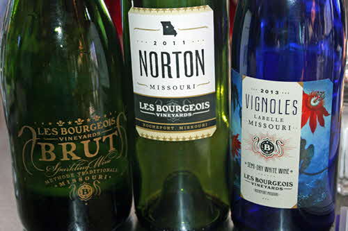 Les Bourgeois wines