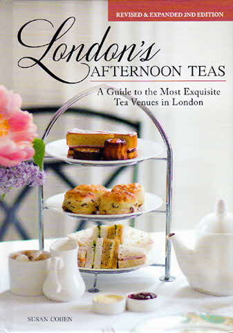 London's Afternoon Teas cover