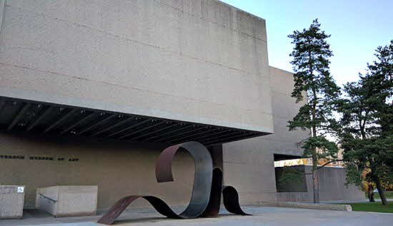 Everson Museum by I.M.Pei