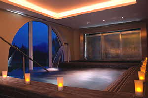 Powerscourt ESPA thermal suite