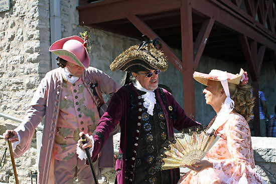 Quebec City New France Festival