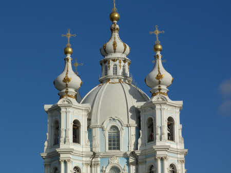 Russia - St. Petersburg Convent