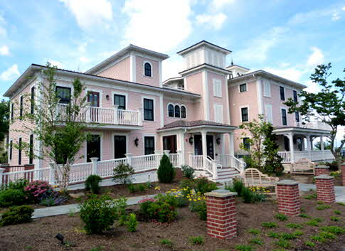 Saybrook Point Three Stories Guesthouse