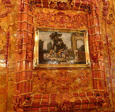 St. Petersburg Amber Room