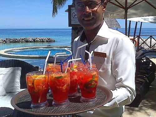 The Vivanta By Taj Coral Reef Pool Fruit_Punch