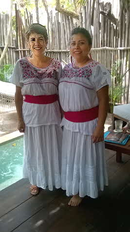Tulum Hotels Spa Therapists