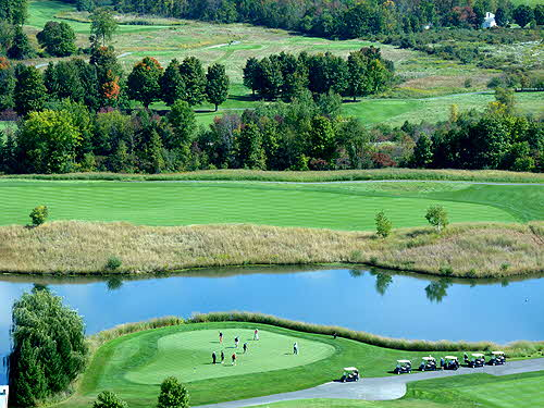 Turningstone Golf Green