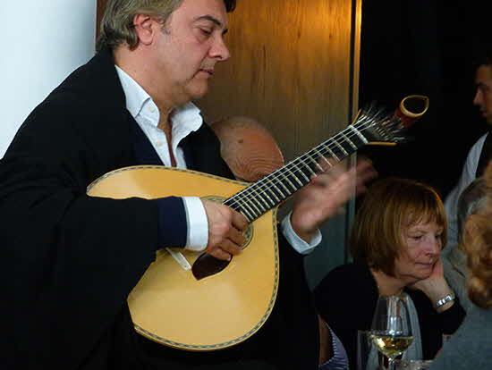 Viking Cruise Fado Singer