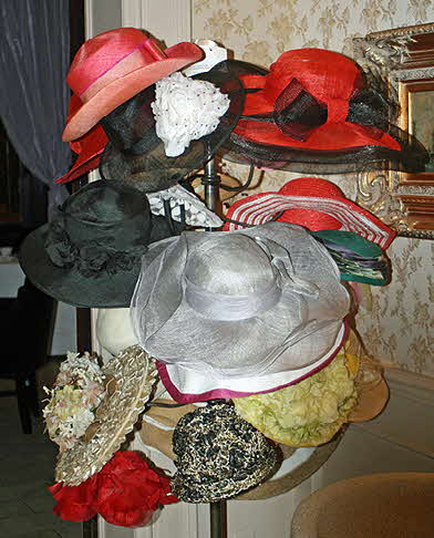 Windsor Arms Tea Room Hats
