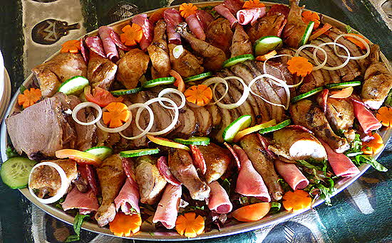 Zimbabwe 2016 Imvelo Safari Lodge Cold Cuts